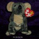Eucalyptus the Koala beanie baby - NWMT