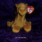 Niles the Camel beanie baby - NWMT