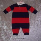 Boys 3-6 month Sesame Street jumpsuit