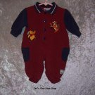 Boys 6-9 month Winnie The Pooh jumpsuit