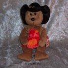 Plymouth the Bear beanie baby - NWT