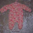 Girls Preemie Little Me one piece