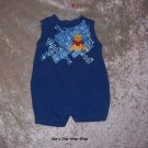 Boys 12 month Winnie The Pooh summer one piece