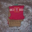 Girls 0-3 month Just One Year pants, set of 2 - NWT