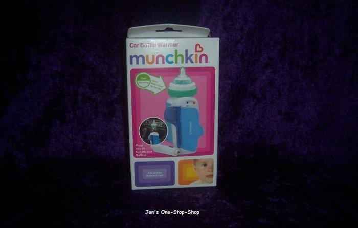 Munchkin Car Bottle Warmer - New In Box!!!
