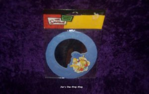 Simpsons Magnetic Mirror - New in the Package!!