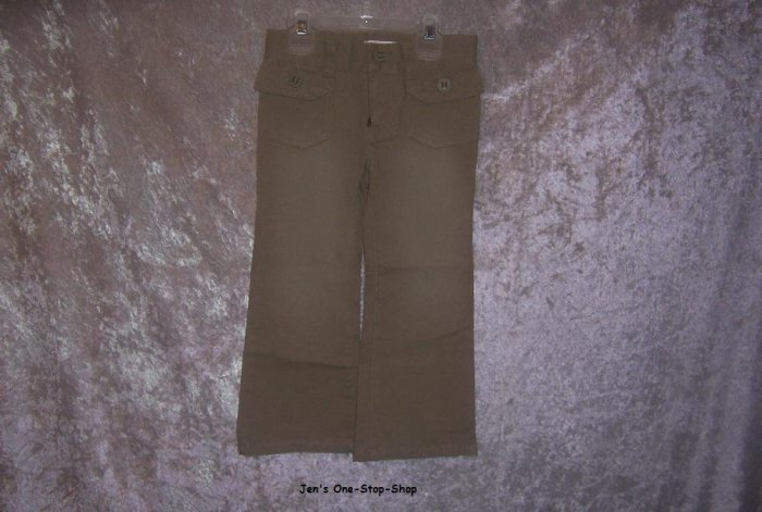 Girls 3T Olive Green Old Navy pants - NWT!!