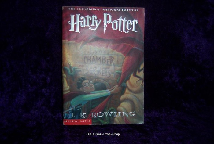 """""""Harry Potter and the Chamber of Secrets"""" (Year 2)"""