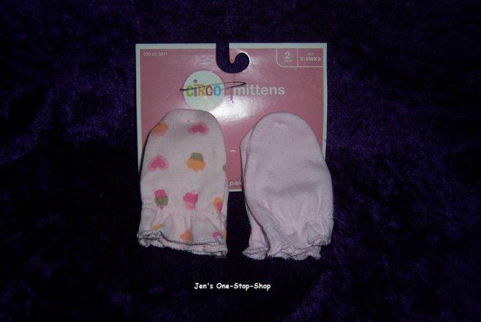 Circo infant mittens, set of 2 - Brand New!!