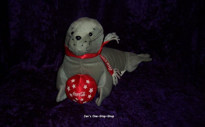 2002 Coca-Cola Seal