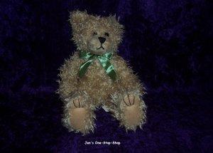 Scraggles the Light Brown bear