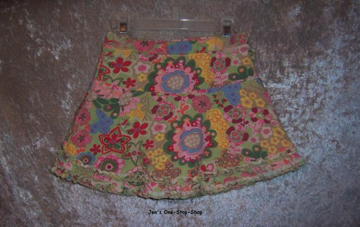 Girls 24 month The Children's Place skort with flowers