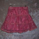 Girls 18 month The Children's Place pink skirt