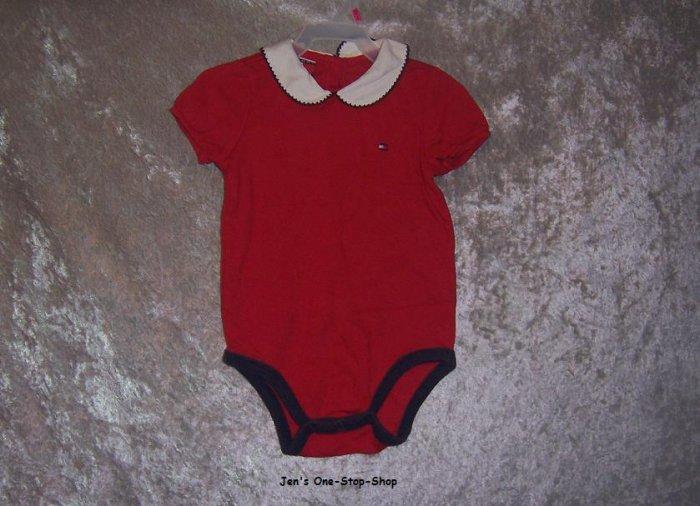 Girls 18-24 month Tommy Hilfiger onsie