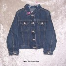 Girls Size 7 Old Navy jean jacket
