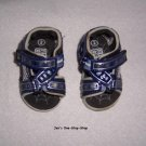 Boys (Infant) Size 2 Faded Glory Light-Up sandals - Never Worn!!