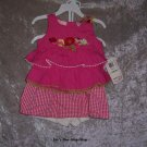 Girls size 18 months Kids Headquarters 3 piece set - Brand New w/Tags!