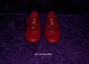 Girls size 6 (toddler) McKids dress shoes