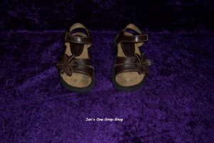 Girls size 6 (Toddler) Self Esteem sandals