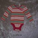 Girls 12-18 month Old Navy long sleeve onsie - NWT
