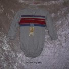 Boys 24 month Faded Glory long sleeve onsie - NWT
