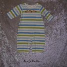 Boys 3-6 month Gymboree striped one piece