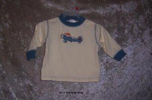 Boys 3-6 month set of 2 Gymboree long sleeve shirts