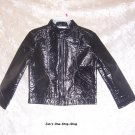 Size 5 LZ Byer California black jacket - NWT