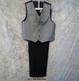 Boys size 6, 2 piece suit set - NWT