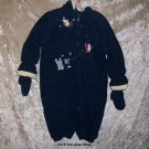 Boys 18 month Mini ZX snowsuit