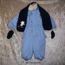 Boys 24 month Mini ZX snowsuit