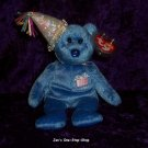 September 2 the Bear Beanie Baby - NWMT