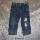 Girls 2T Disney Princess jeans