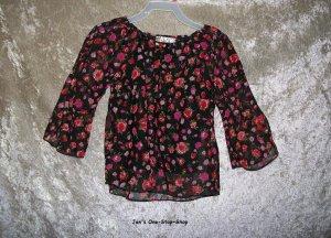 Girls Size 5 Iz Byer California shirt