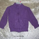 Girls 3T The Children's Place purple sweater