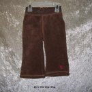 Girls 12-18 month Brown Gap pants – NWT