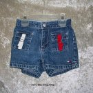 Girls' size 5 Tommy Hilfiger shorts