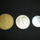 $100 Mexico Peso+$50 Mexico Peso+$10 Mexico Peso Coins