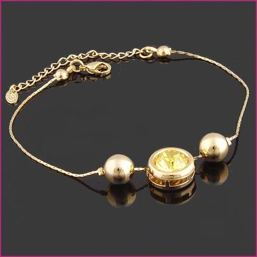 golden  bead   ankle  $10