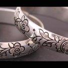 Individualized hand-made bangle  $11(a piece)