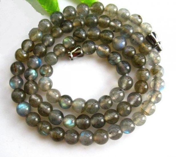 labradorite  necklace $13