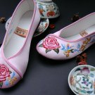N0.6  embroidered shoes  $ 15