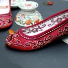 NO.5   embroidered shoes    $ 15