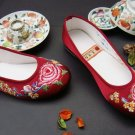 NO. 3   embroidered shoes    $ 15