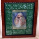 American Cocker Spaniel 8x10 Tile