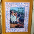 Pembroke Welsh Corgi 10x13 Tile Picture
