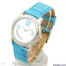 MORELLATO LIGHT BLUE LEATHER LADIES WATCH - BNIB
