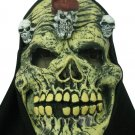 Scary Halloween Costume Adult Mask ( O/S ) ~igemini.net~