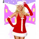 Santa's Honey Dress with Hat and Gloves Costume ( Medium ) ~igemini.net~