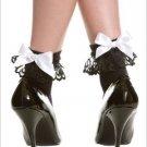 Stockings Bow and Ruffled Anklet ( OS ) ~igemini.net~